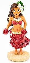 KC Hawaii Napua Tiare Hula Girl Miniature Dashboard Doll