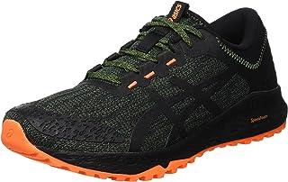 ASICS Men's Alpine XT Running Shoes, Black (Cedar