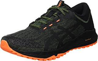 ASICS Men's Alpine XT Running Shoes, Black (Cedar