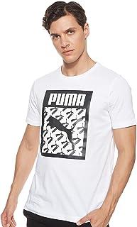 Puma Men's Logo Fill T-Shirt