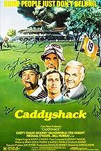 Kopoo Caddyshack 1980 Movie Art Print Poster (Signature), 24