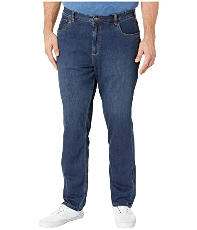 Tommy Bahama Big & Tall Big Tall Antigua Cove Jeans (Dark Indigo Wash) Men
