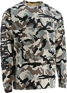 Men's Trademark Banner Long Sleeve T-Shirt, New Camo