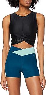 Marque Amazon - AURIQUE BAL1185 Shorts de Sport Femme