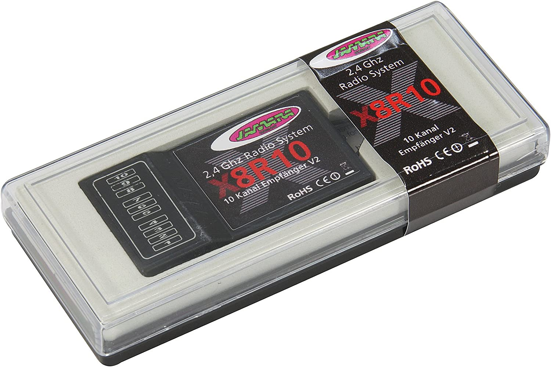 Jamara 64062 - Empfänger X8R10 2,4GHz B003DTLWEI Optimaler Preis    Fairer Preis