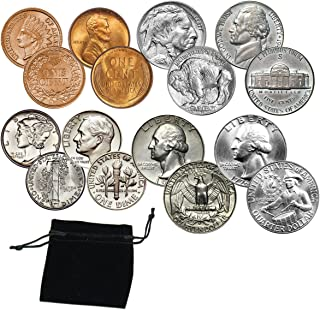 Coin Collecting Starter Kit - Includes Classic Coins for your coin collection