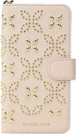 MICHAEL Michael Kors - Electronic Leather Folio Phone Case Tab 7 Plus