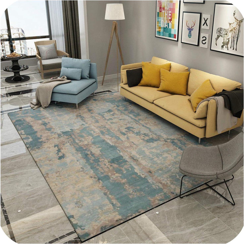 Full Shop Color : A, Size : 110m Mbd Printed Carpet Hall Entrance Hallway Aisle Cushion Rectangular Living Room Sofa Coffee Table Mat