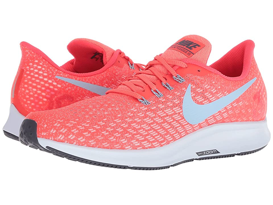 Nike Air Zoom Pegasus 35 (Bright Crimson/Gridiron/Gym Red) Men