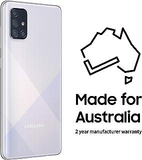 Samsung SM-A715FZSDXSA A71 Smartphone, Silver