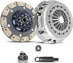 Clutch Kit Works With Ram 2500-5500 Dodge Ram 2500-3500 Slt Laramie 2005-2014 5.9L L6 6.7L L6 DIESEL OHV Turbocharged (This Clutch Kit Works Only With 13