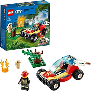 Lego V29-6288826 Forest Fire Building Blocks - 60247