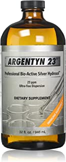 Argentyn 23 Silver Hydrosol - 32 oz by Natural Immogenics