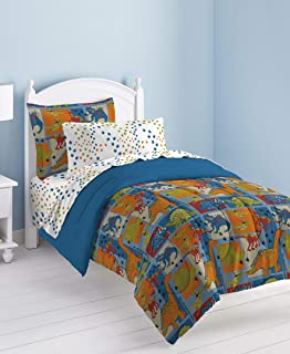 dream factory dinosaur bedding full