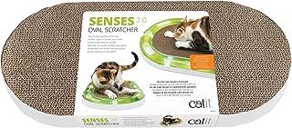 Catit 43170 Senses 2.0 Oval Scratcher