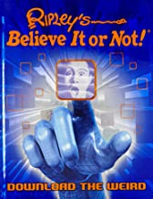 Ripley's Believe It Or Not! Download the Weird (9) (ANNUAL)