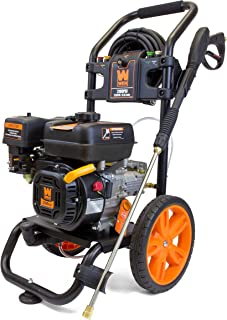 WEN PW31 3100 PSI 2.5 GPM Gas Pressure Washer with 208cc Engine
