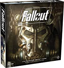 Fantasy Flight Games Fallout Board & Card Games