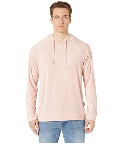 onia Aaron Pullover Hoodie (Evening Sage) Men