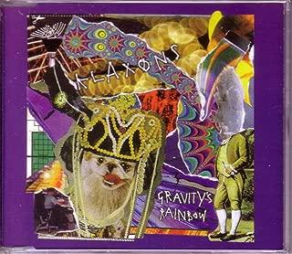 Gravity's Rainbow 2 Track Cd Single (W/ Rare Remix)