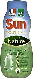 Sun Tout-En-1 Gel Lave-Vaisselle Pouvoir de la Nat