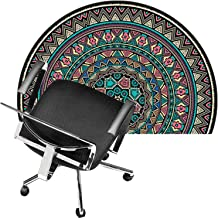Bedroom Carpet Rugs for bedrooms Low Pile Carpet Non Slip Chair Mat Silent Floor Protector Mat for Wooden Floors Ceramic T...