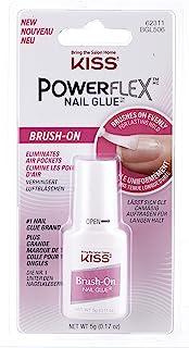 Kiss K PowerFlex Brush-On Nail Glue BGL506C, 5g