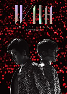 東方神起 LIVE TOUR 2015 WITH(DVD3枚組)(初回限定盤・BOX仕様)