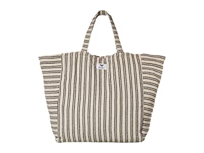 Roxy Time Is Now Tote (Anthracite) Tote Handbags