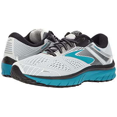 Brooks Adrenaline GTS 18 (White/Black/Teal) Women