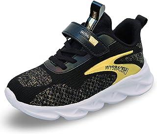 Chaussures de Sport pour Enfant Unisexe Baskets Mode Gar/çon Filles Chaussures de Course Souple Antid/érapantes Respirant