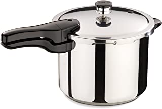 Presto 01362 6-Quart Stainless Steel Pressure Cooker