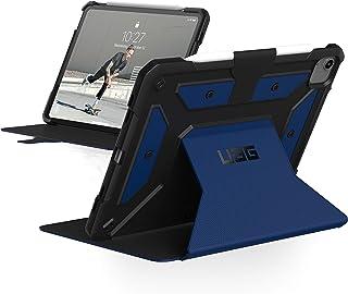 Urban Armor Gear Metropolis Schutzhülle für Apple iPad Air 10,9' (2020) / iPad Pro 11'' Zoll (2020 & 2018) Hülle [Apple Pencil 2 kompatibel, Wake/Sleep, Sturzfest, Standfunktion] blau