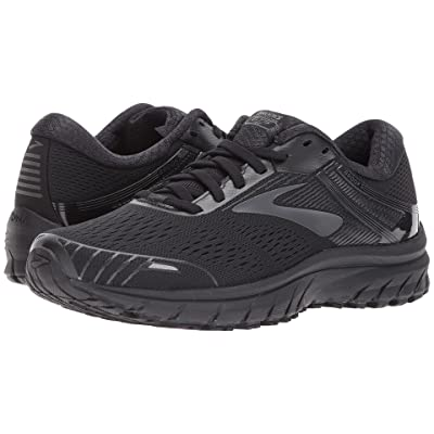 Brooks Adrenaline GTS 18 (Black/Black) Women