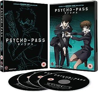 PSYCHO-PASS サイコパス 第1期 コンプリート [DVD] [Import] [PAL, 再生環境をご確認ください]