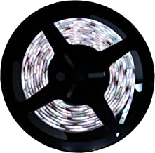 Taschibra 14040110-01, Fita LED 30 LEDs/M, 2M, 12V com Fonte Autovolt, IP20, 5 W, Branco