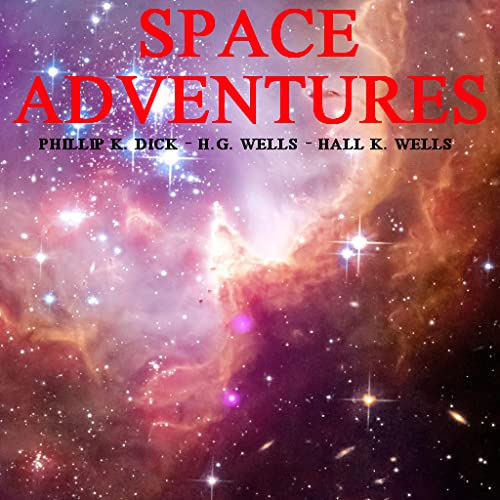 AudioBook - Space Adventures (The George Vallejo Collection of Short Stories In Outer Space)