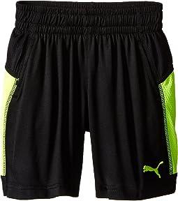 Color Blocked Form Shorts (Little Kids)