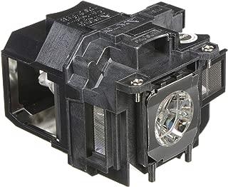 EB-824//825//825H//826W//84//84E//84he//85 EMP-825//EMP-84he V13H010L50 Compatible Lamp Module for EPSON PowerLite 825//825+//826W//826W+//84//84+//85//85 ELPLP50