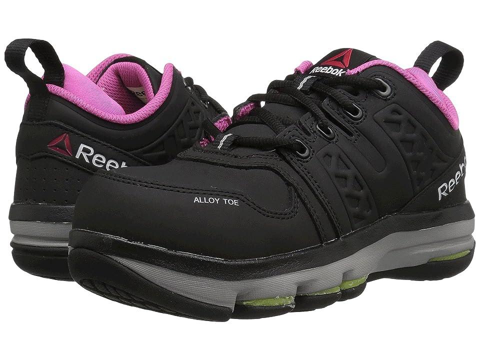 Reebok Work DMX Flex Work (Black/Pink) Women