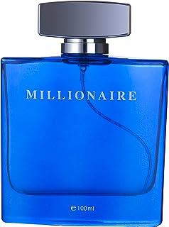 Perfume&Beauty Perfume Millionaire Eau de Parfume, 3.4 oz Spray Parfume for Men 100 ML Blue