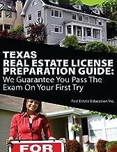 texas real estate sales exam book