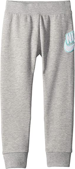 Fleece Lurex® Jogger (Little Kids)