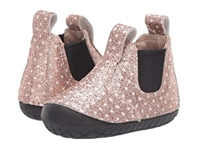Old Soles Twinkle Pave (Infant/Toddler) (Star Glam Copper) Girl