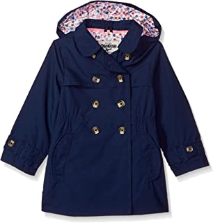 OshKosh B'Gosh Girls' Hooded Trench Coat
