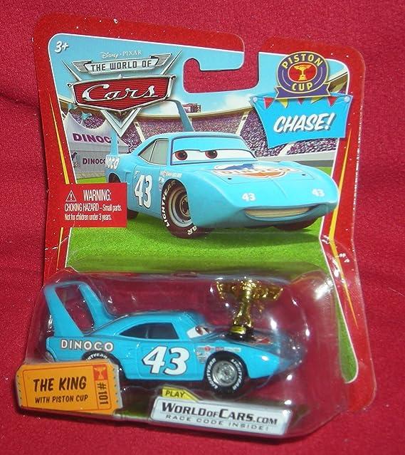 Disney Pixar/'s Piston Cup Carl Clutchen Cars 3 1:55 Mattel Diecast Sealed