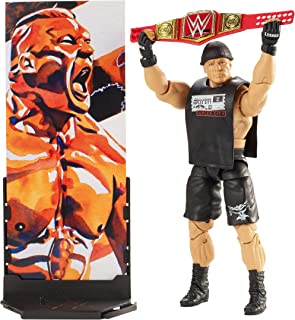 wwe elite 55 brock lesnar