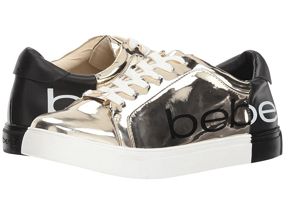 Bebe Charley (Black/Gold) Women