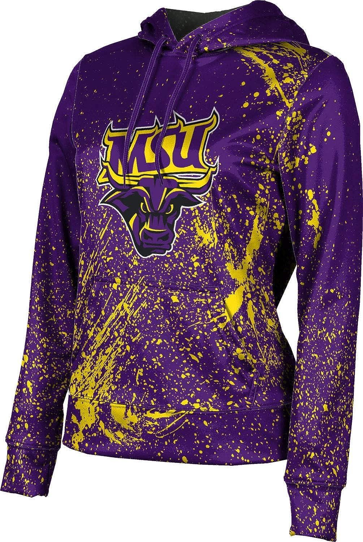 ProSphere Minnesota State University - Mankato Girls' Pullover Hoodie, School Spirit Sweatshirt (Splatter)