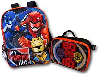 Best power ranger backpack and lunchbox Reviews